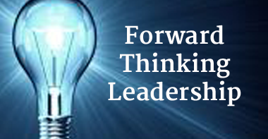 forward thinking leadership